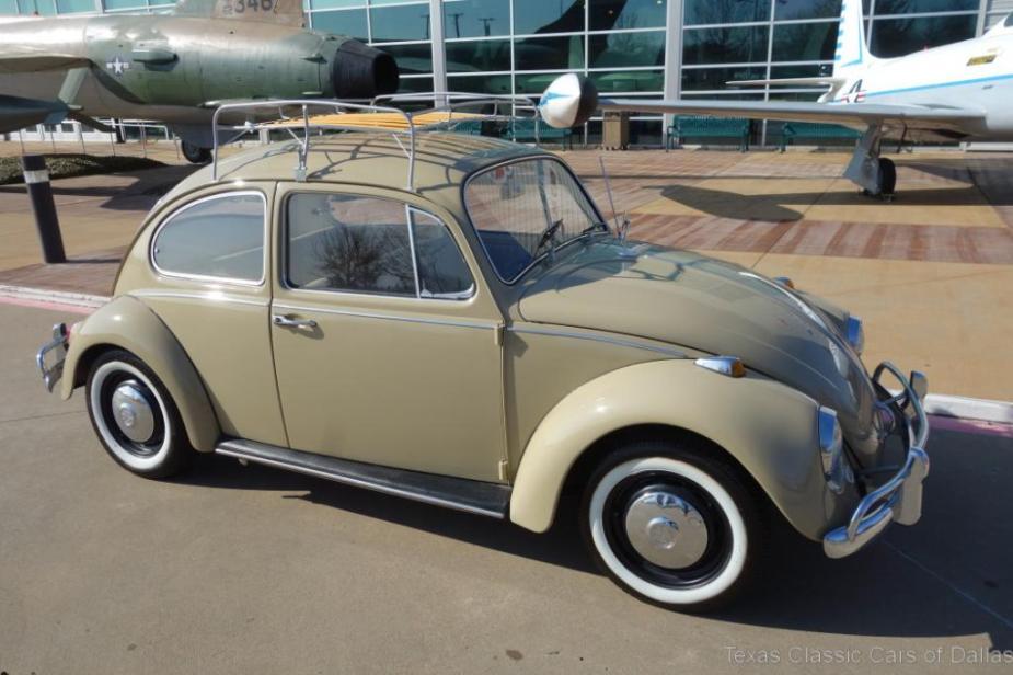 For Sale – L620 Savanna Beige '67 Beetle