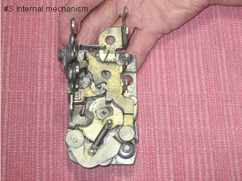 Door Locking Mechanism