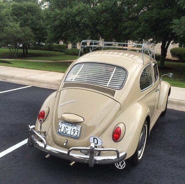 FOR SALE — Genuine Volkswagen Beetle Venetian Blinds