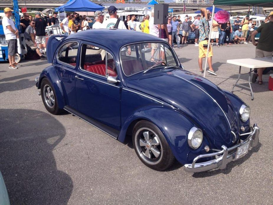 What Makes a Vintage Volkswagen?