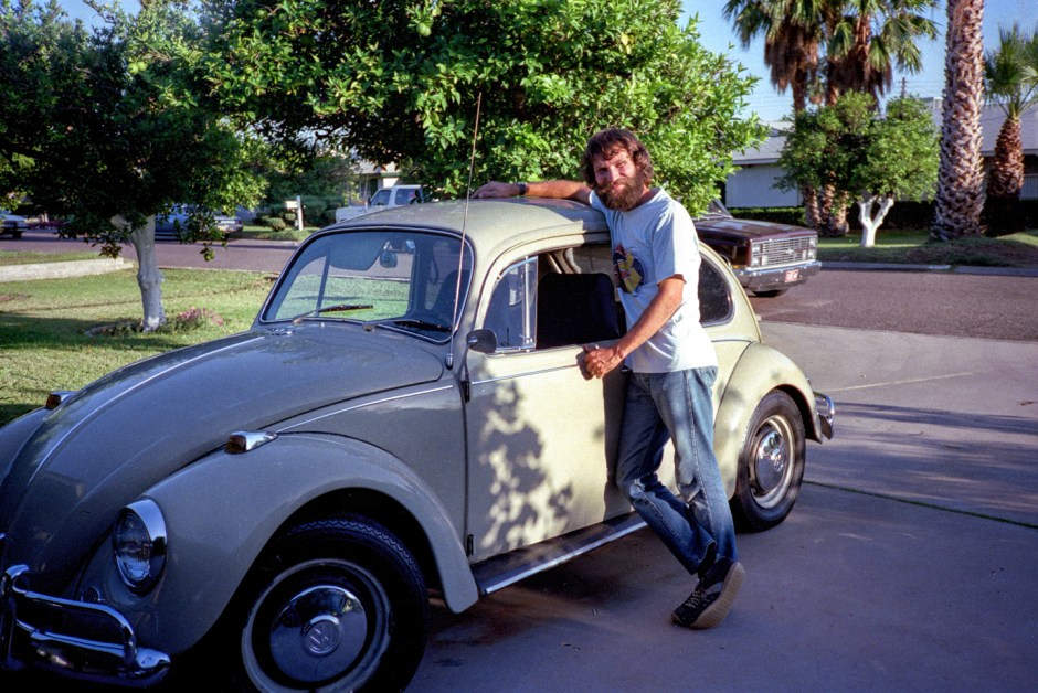 Rick Quinn's L620 Savanna Beige '67 Beetle