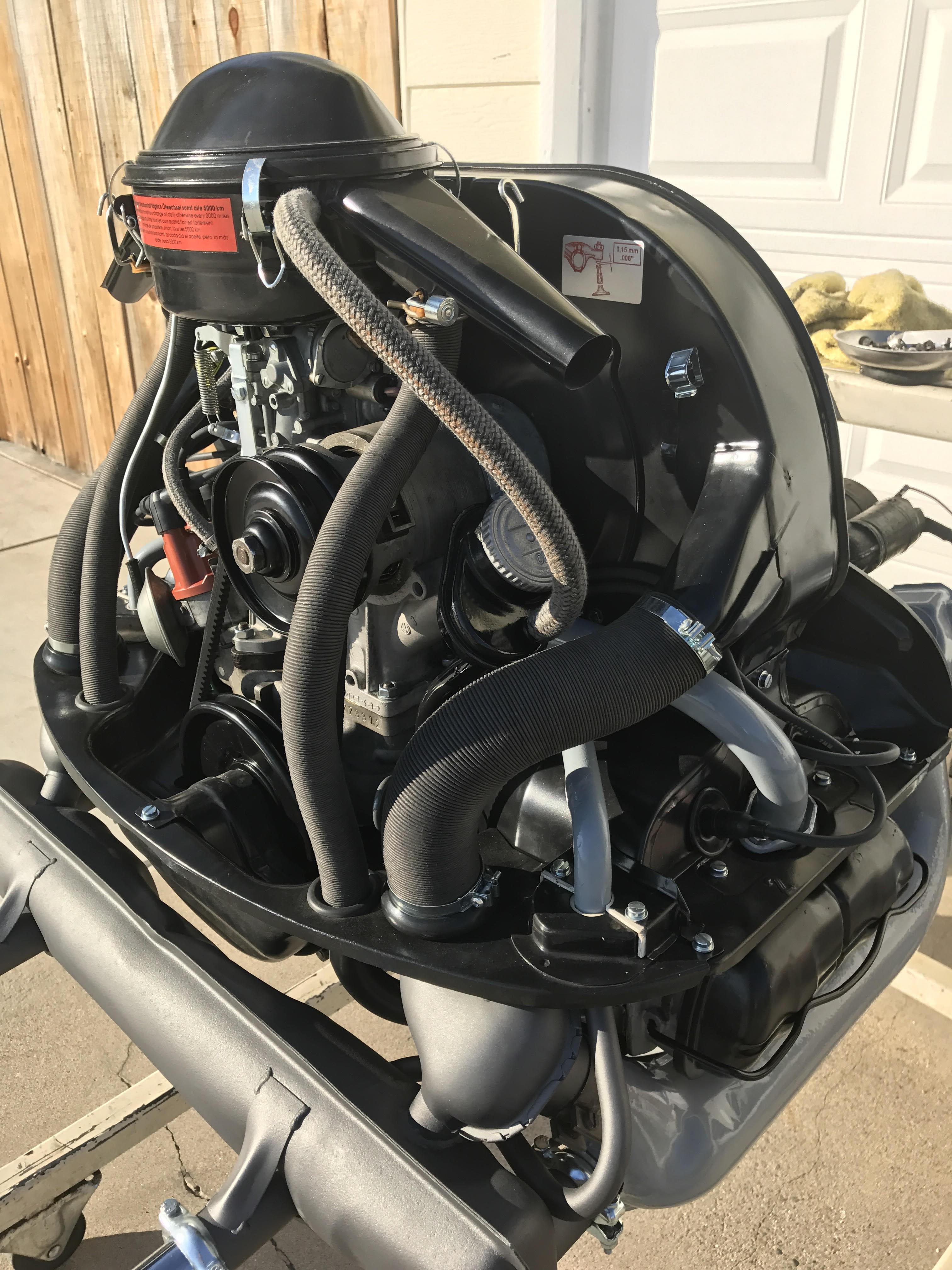 SOLD — '67 Beetle Engine - 1967 VW Beetle