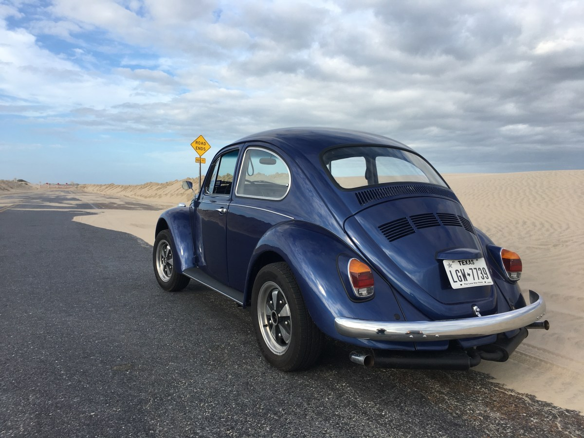 Jimmy Spinks L633 VW Blue (Reef) '67 Beetle