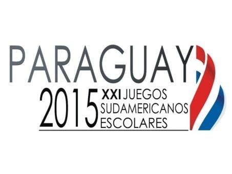XXI Juegos Sudamericanos Escolares Paraguay 2015