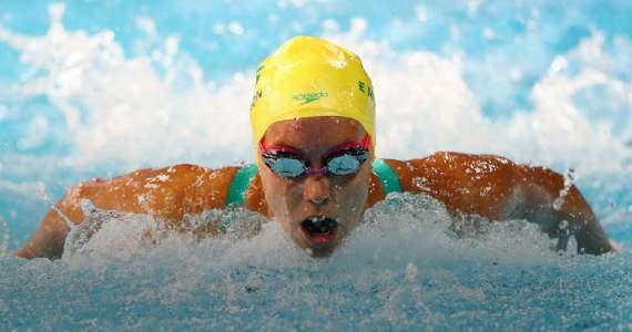Emma McKeon athlete365 australian swimmer