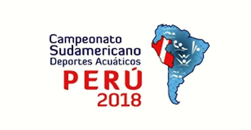 Campeonato Sudamericano de Natacion Peru 2019