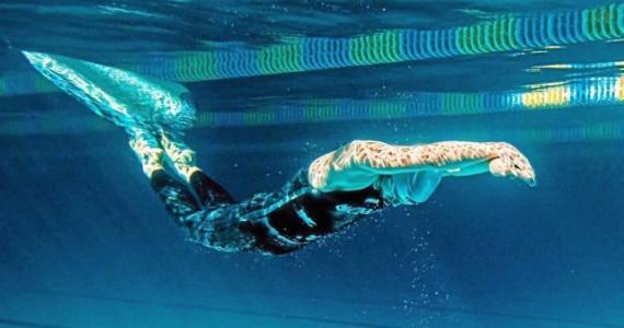 Natación Con Aletas A Los Juegos Olímpicos Paris 2024