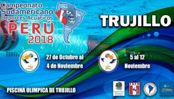 Campeonato Sudamericano Deportes Acuaticos Peru 2018