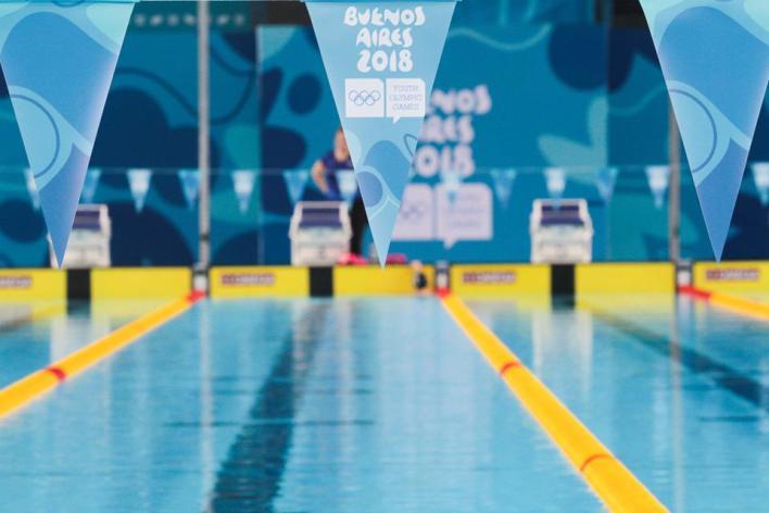 Juegos Olimpicos De La Juventud Buenos Aires 2018 Natacion 1968