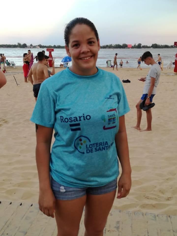 Vicenia Navarro Maraton FINA Rosario-Argentina 2019