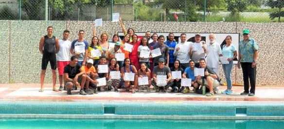 Certificacion YMCA Instructores de Natacion
