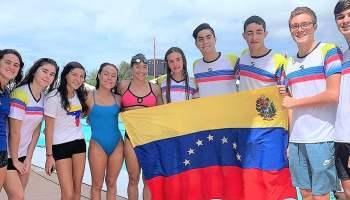 Delegación venezolana brilla en Centroamericanos Barbados 2019