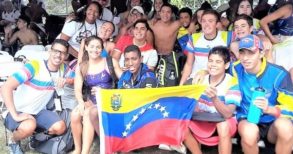 Venezuela CCCAN Barbados 2019
