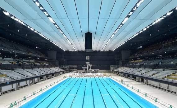 Centro Acuatico Olimpico Tokio