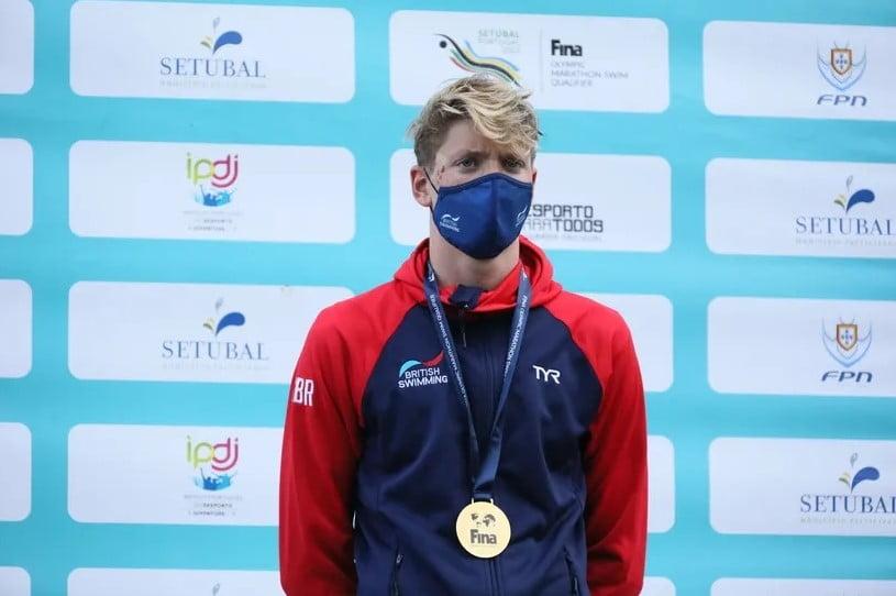 FINA Preolimpico de Setubal 2021 masculino