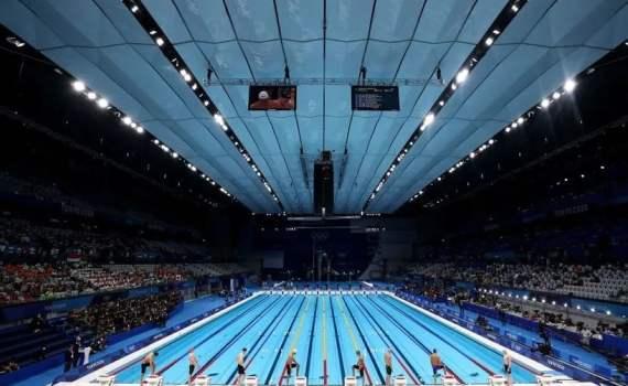 Estadísticas de natación de Tokio 2020