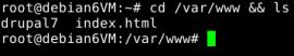 Vérif Commande Drupal