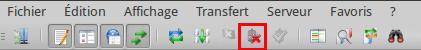 FileZilla Deconnexion Serveur