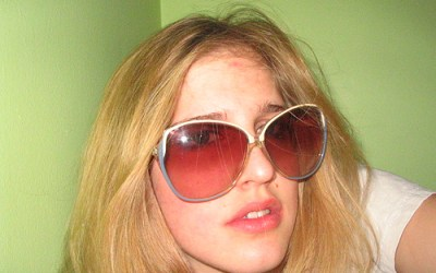 Where are all These Huge Sunglasses Coming From?Here we go again. Say hello to old fashion...