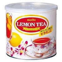 小・中学生時代「名糖 レモンティー 缶」我が家の食器棚の端(冷蔵庫側)を常に占拠してました