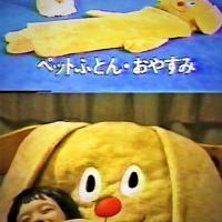【憧れ】小学生時代「ペットふとんおやすみ(日本直販)」「犬の通販布団」当時はこういったの珍しくて欲しかったぁ