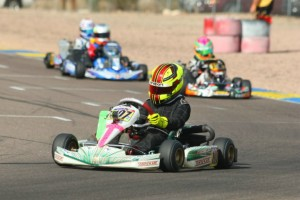 Mini Max saw Sting Ray Robb drive away with a solid victory (Photo: Sean Buur - Go Racing Magazine)