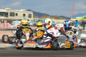 DD2 Masters went down to the wire with Alan Rudolph scoring the victory (Photo: Sean Buur - Go Racing Magazine)