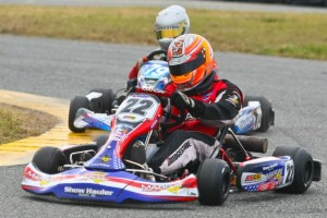 Tony Jump is among the top contenders contesting the Senior category (Photo: Sean Buur - Go Racing Magazine)