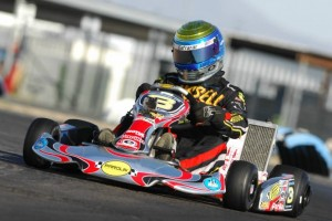 Chuck Gafrarar will look for home-court advantage this weekend in the Masters division (Photo: On Track Promotions - otp.ca)