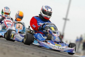 EKN no.1 TaG driver Phil DeLaO will take his talent to the USPKS inaugural event in the Pro category (Photo: On Track Promotions - otp.ca)