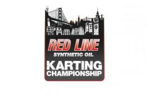 Red Line Oil Karting Championship logo