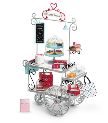 pastry cart 3