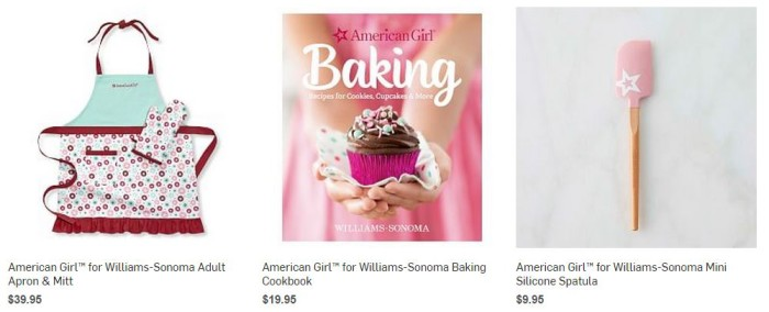 american girl baking 5
