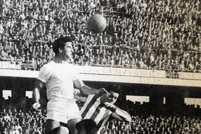 Campanal II, uno de los integrantes de nuestro once histórico del Sevilla FC  Imagen: ABC