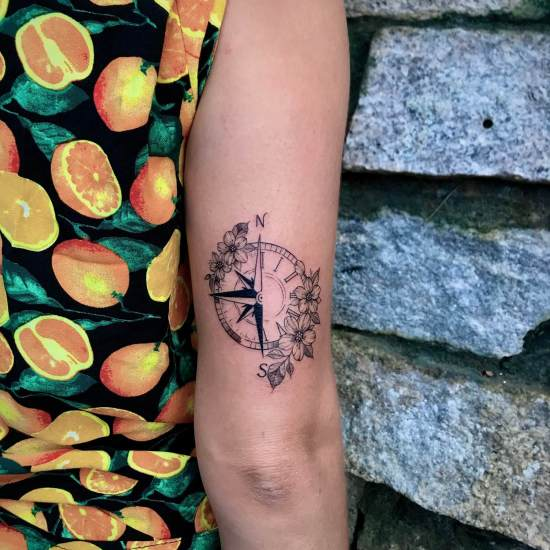 COMPASS TATTOO ULTIMATE COLLECTION