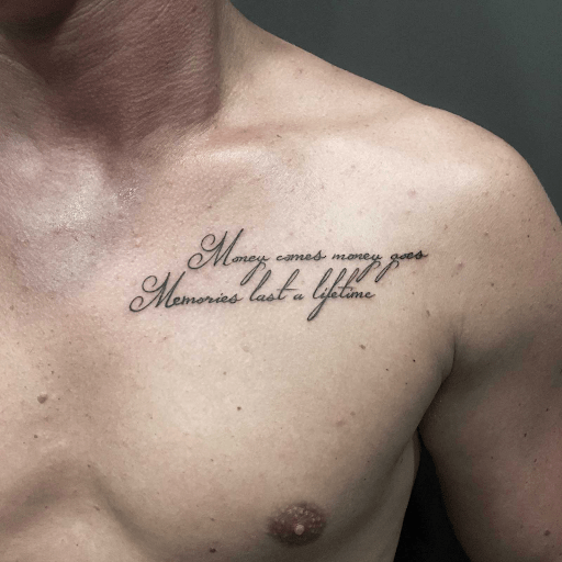 tattoo lettering: font guide