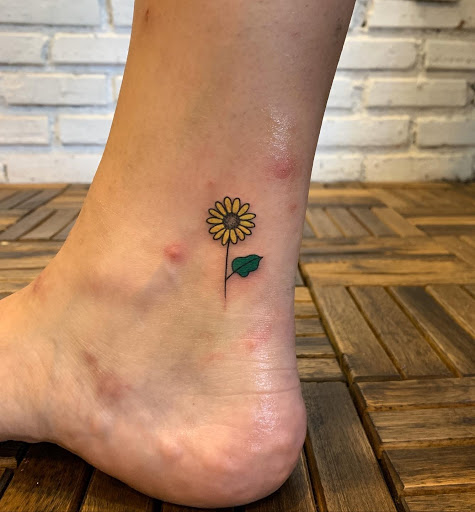 All amazing sunflower tattoo meaning and origin