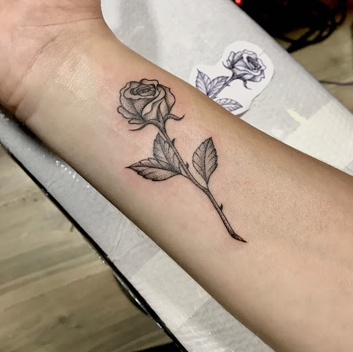 Ý nghĩa hình xăm hoa hồng và Tổng hợp những hình xăm hoa hồng nổi bật nhất