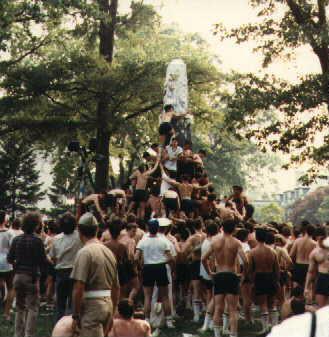 85 Climbs Hendon - 1982
