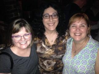 Andrea, Angela, and Ashley