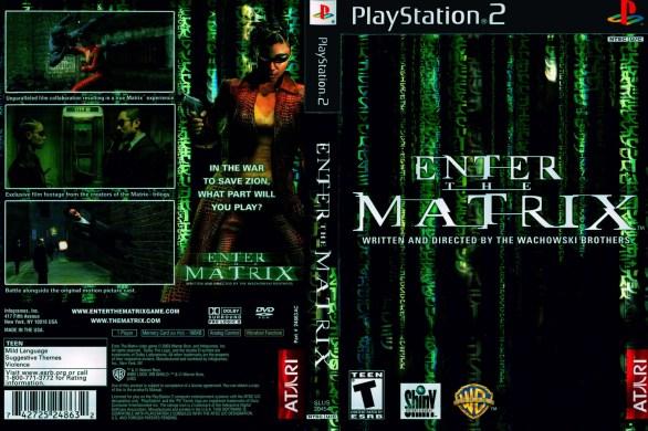 download game ps2 matrix gratis