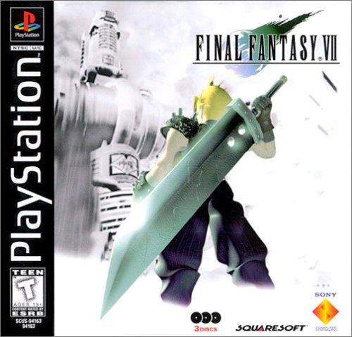videojuegos, final fantasy VII
