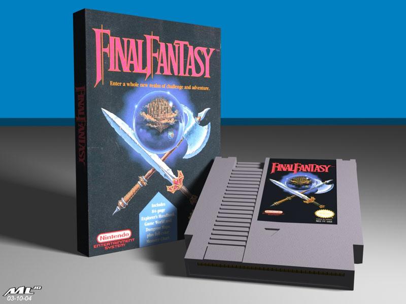 Final Fantasy USA ROM