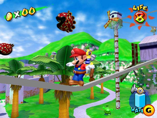 Image result for mario sunshine