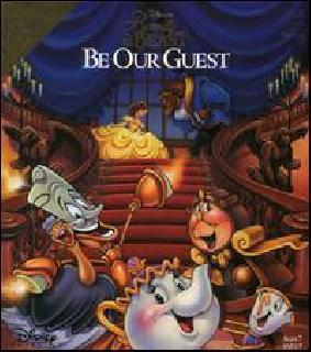 Image result for Be our guest beauty and the beast