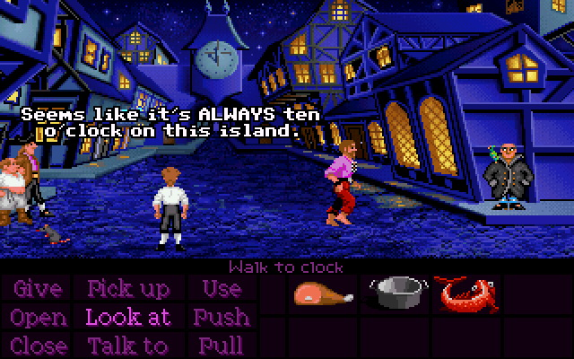 Image result for monkey island