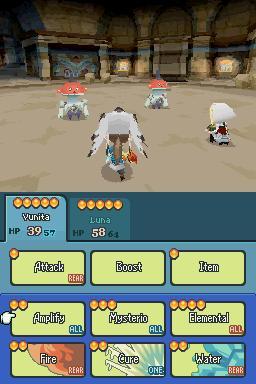Final Fantasy The 4 Heroes Of Light U ROM