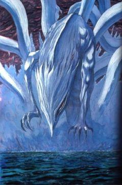 L'immortale Maschera Bianca, uno dei nemici più potenti, subdoli ed insidiosi che la storia dei manga ricordi, capace di far tremare perfino i lettori.