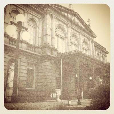 Teatro Nacional - http://instagram.com/p/URmLIfusDz/