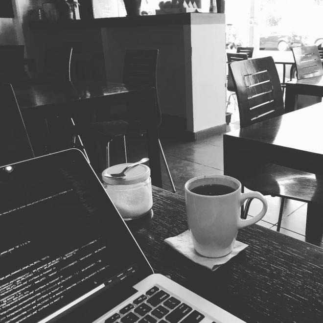 Amsterdan Coffee Shop -  Napoles - Cuidad de Mexico - Cuidame - Jorge Drexler - Pedro Guerra
